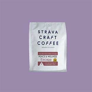 sträva escape – hemp oil infused decaf coffee