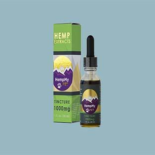 Hempmy pet Seed Oil