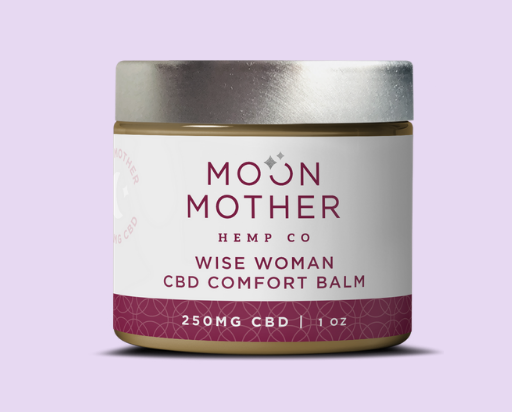 moon mother hemp comfort balm
