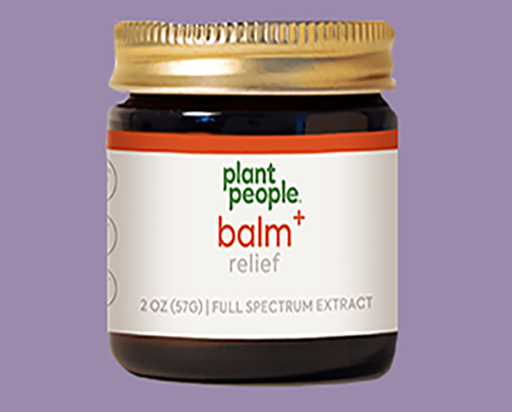 plant people balm + relief