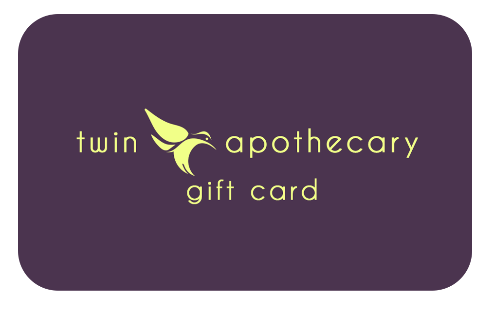 Twin Apothecary Gift Card